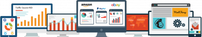 ecommerce integrated reports and dashboards